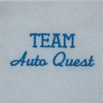 embroidery team auto quest