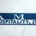 embroidery hospitality