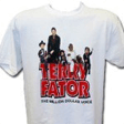 screen printing terry fator shirt